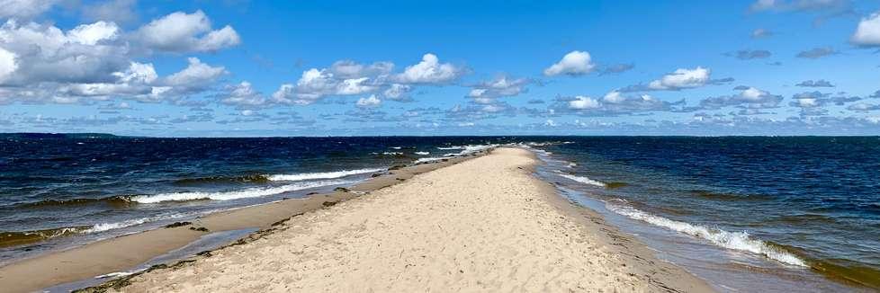 Polen Reiseziel Strand